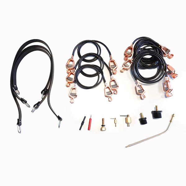 Bushing Tap Adapter Kit | Capacitance and Tan Delta test