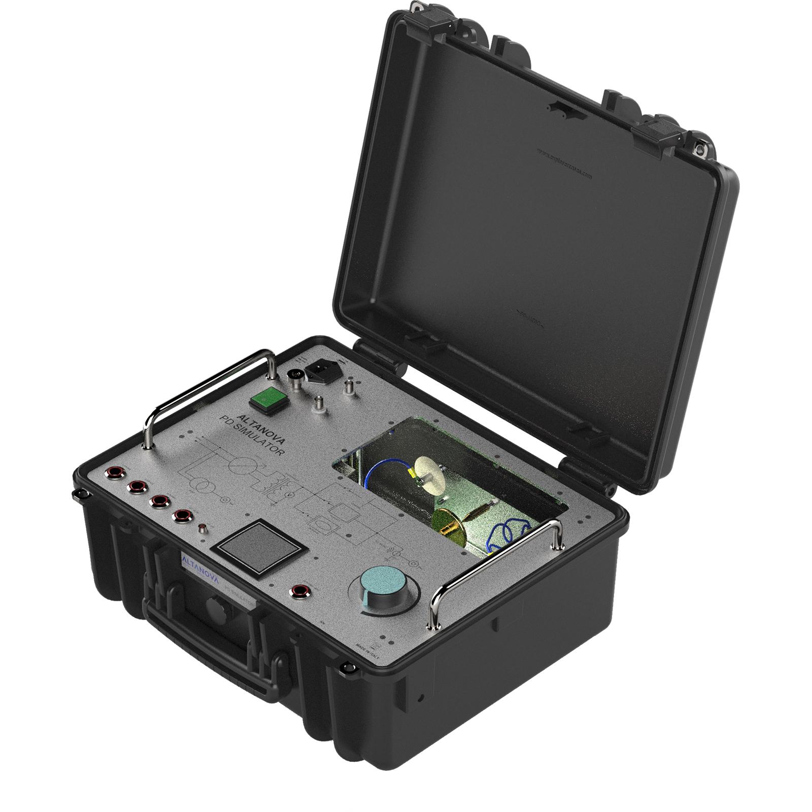 PD Simulator|Partial Discharge Simulator