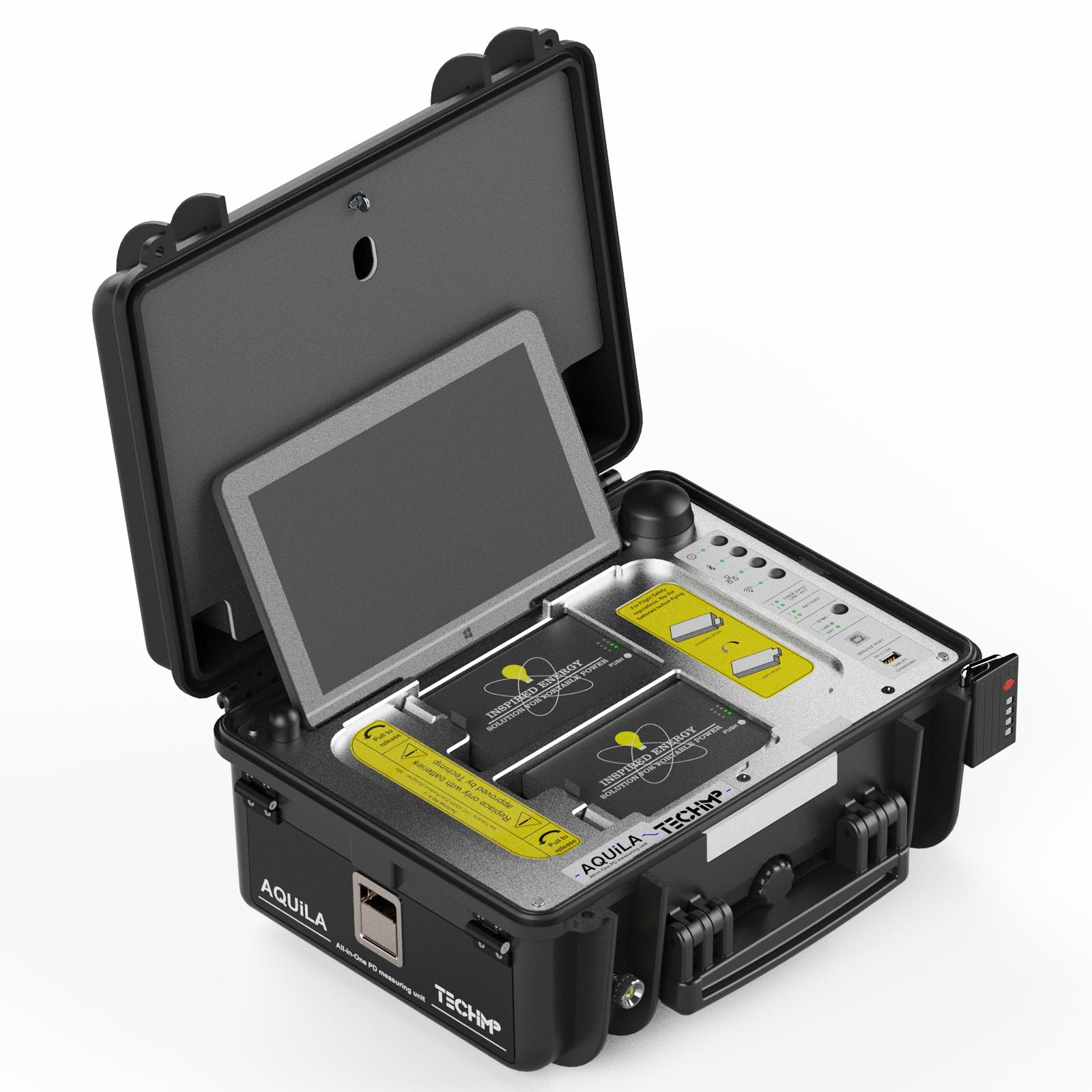 AQUILA™|Portable PD analyzer