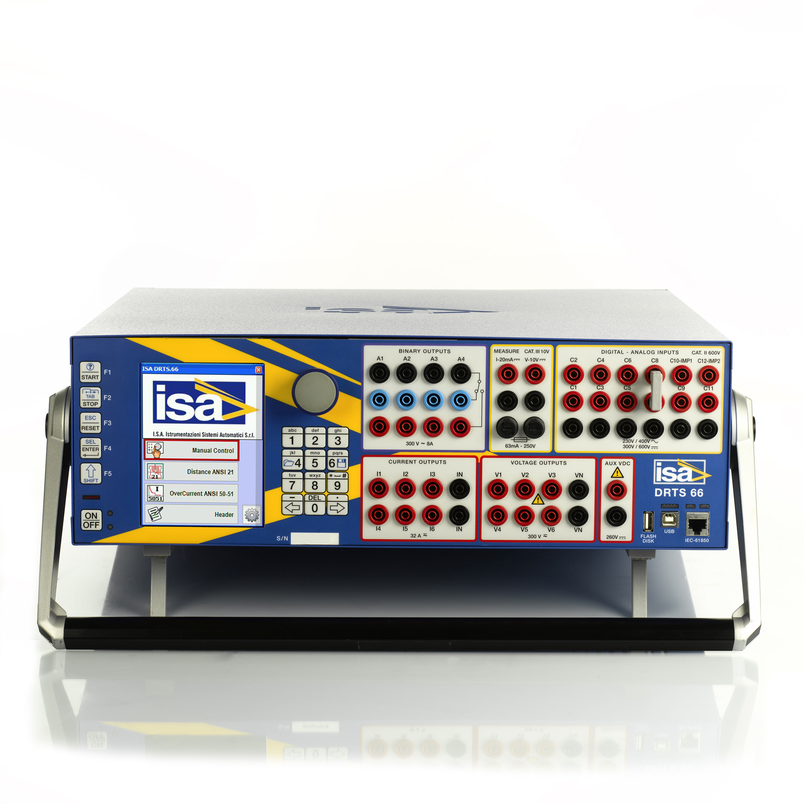 DRTS 66|Automatic relay test set