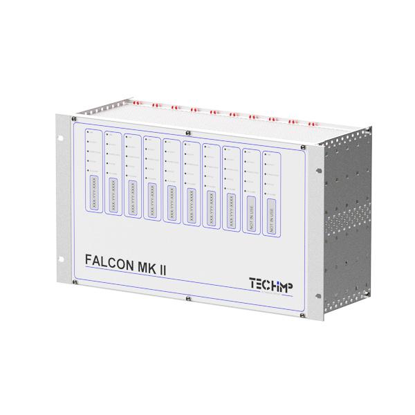 FALCON MK II   PD Monitoring for MV Switchgears