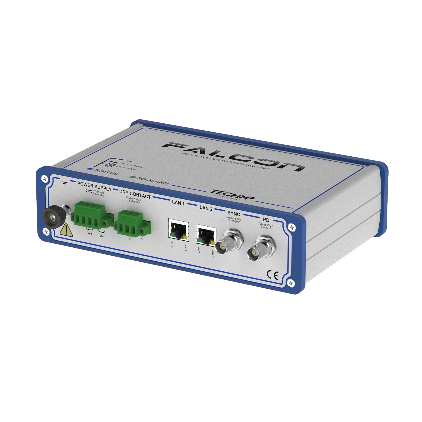 FALCON medium voltage PD monitoring