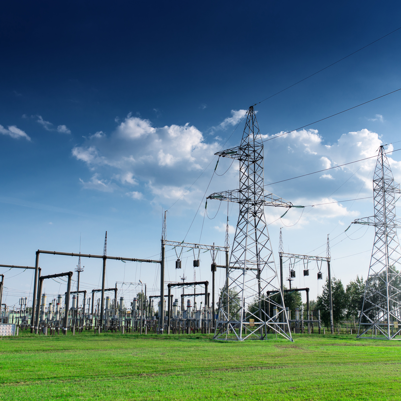 Global monitoring|for substation