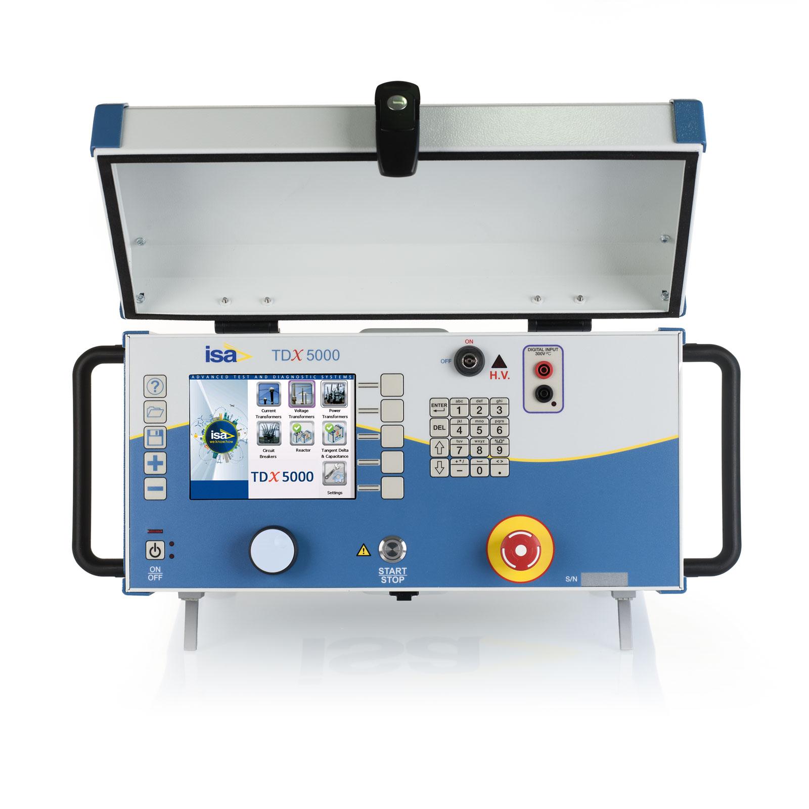 TDX 5000|Tan Delta and capacitance test set