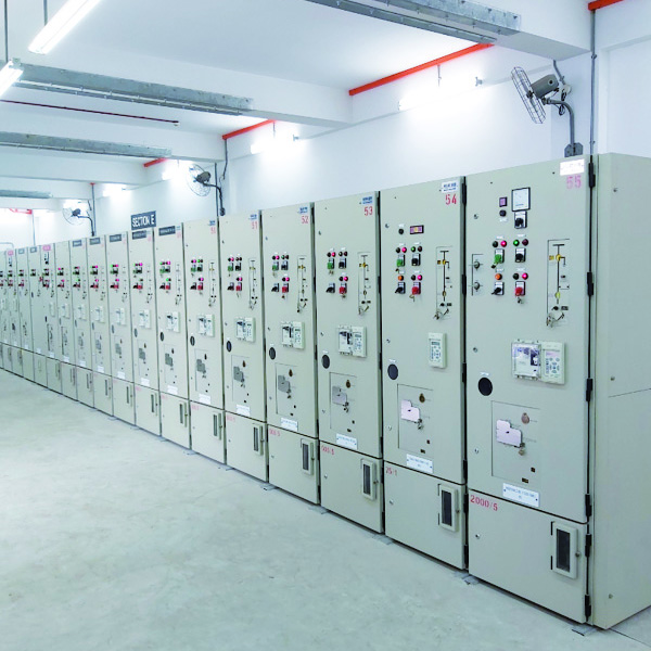 Global monitoring|for MV switchgear