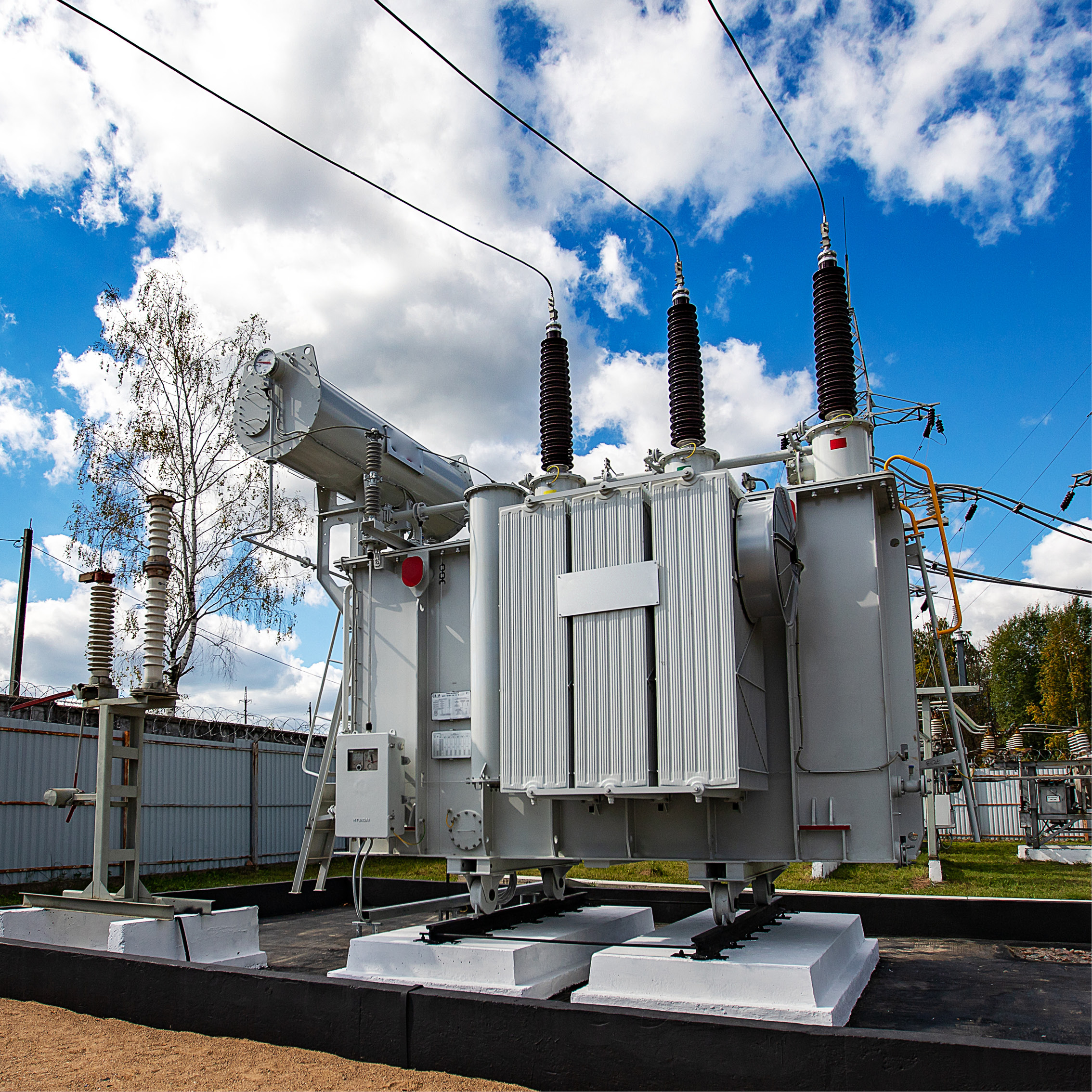 Global monitoring|for power transformer